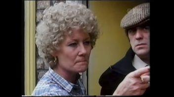 Liz Dawn as Vera Duckworth in Coronation Street
