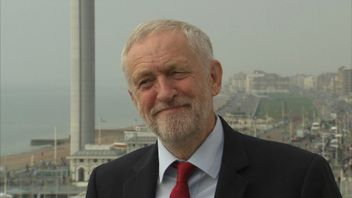 Jeremy Corbyn says he does not encourage the 'cult of personality' around him