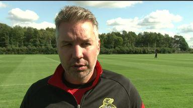 Ferguson asks dad for advice on Wenger