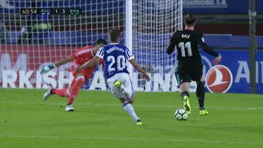 Bale goal silences critics