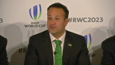 Ireland launch Rugby WC bid