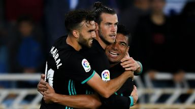 Real Sociedad 1-3 Real Madrid