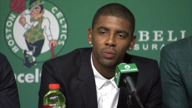 Irving: I learned so much from LeBron