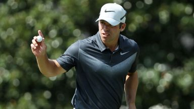 Casey in line for FedEx Cup Glory