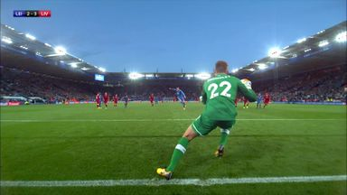 Mignolet saved by Goals On Sunday
