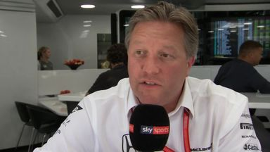 McLaren facing crucial decision