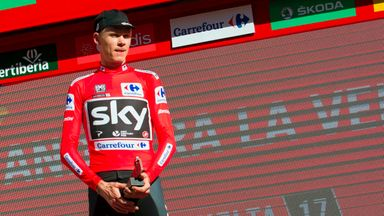 Froome fights to prove innocence
