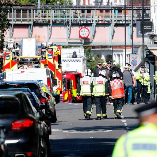 How the UK's terror threat levels work