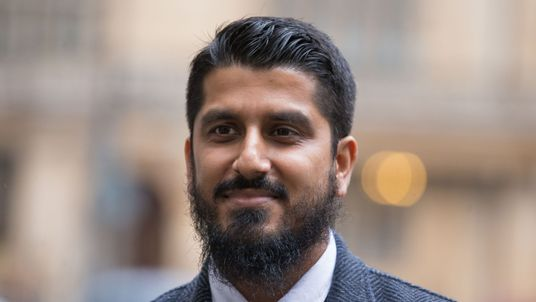 Muhammad Rabbani at Westminster Magistrates' Court on September 25, 2017