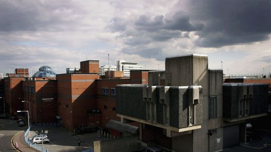 The Slough skyline in 2006