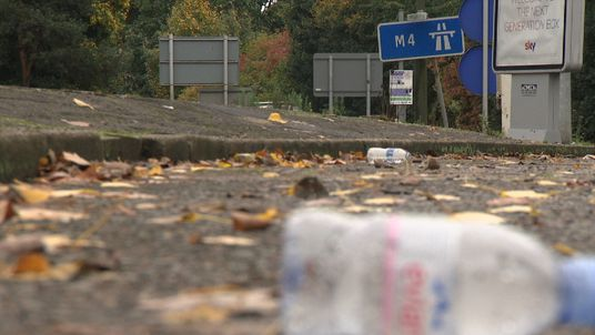 Campaigners say a bottle deposit system would tackle the problem