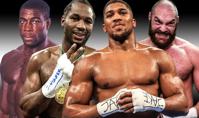 Anthony Joshua and Tyson Fury have 'opposite' attitudes in training camps - so whose is better?