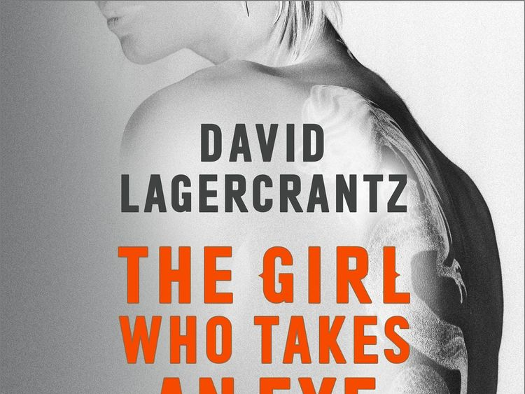 David Lagercrantz' next book, The Girl Who Takes An Eye For An Eye