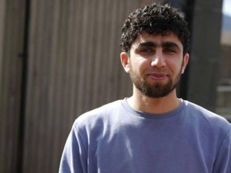 Mahdi Rahimi, 25, was arrested in Newport