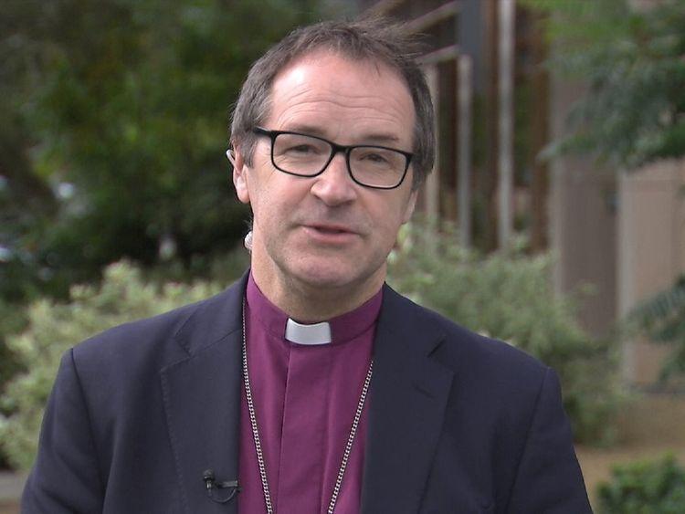 Reverend Graham tomlin
