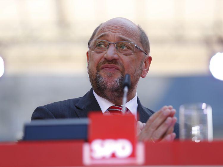 Merkel 'prefers new vote' after talks fail