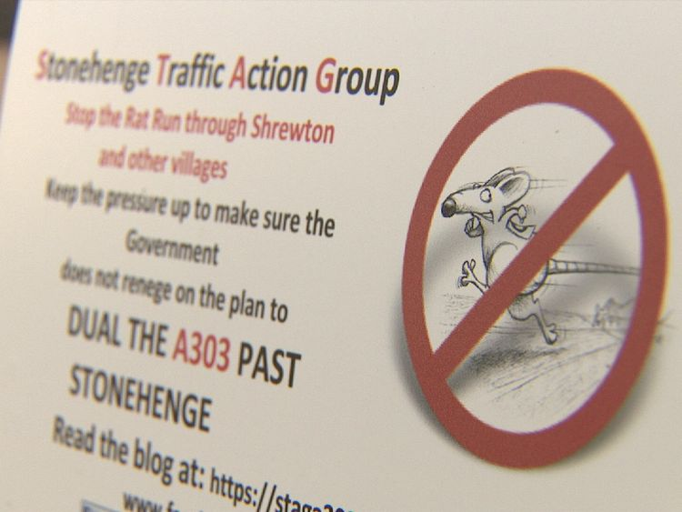 Supporters of the tunnel want the Government to fulfil the plans