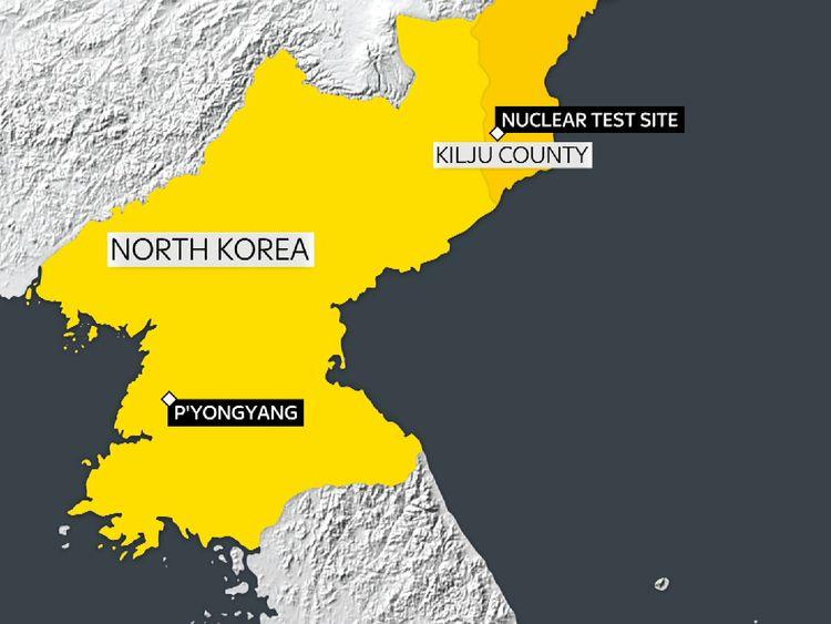 N Korea blast \'five times bigger than Nagasaki\'