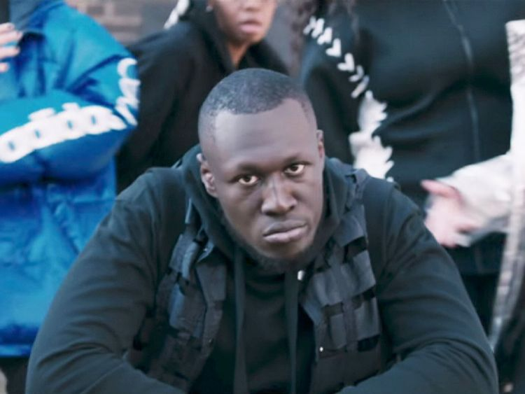 Stormzy is on the Mercury Prize shortlist