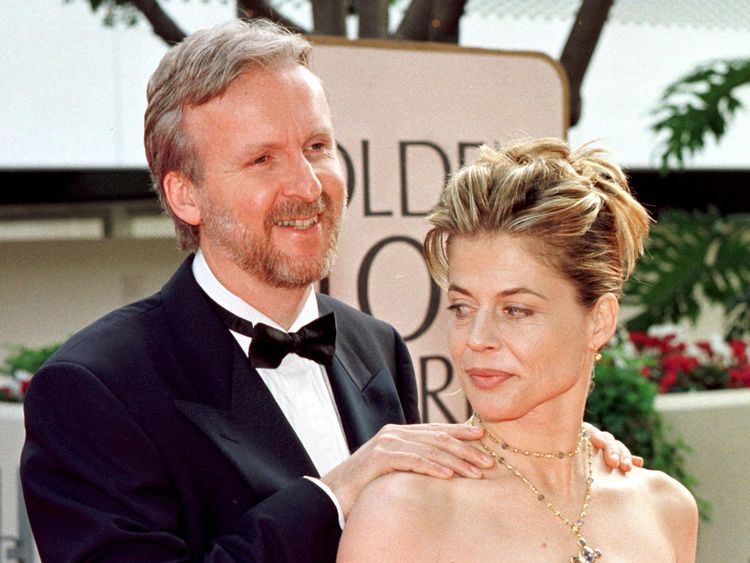 Cameron and Hamilton were married for a few years in the late 1990s