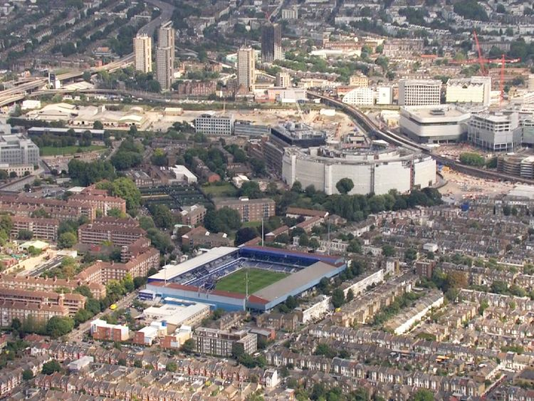 QPR's Loftus Road ground