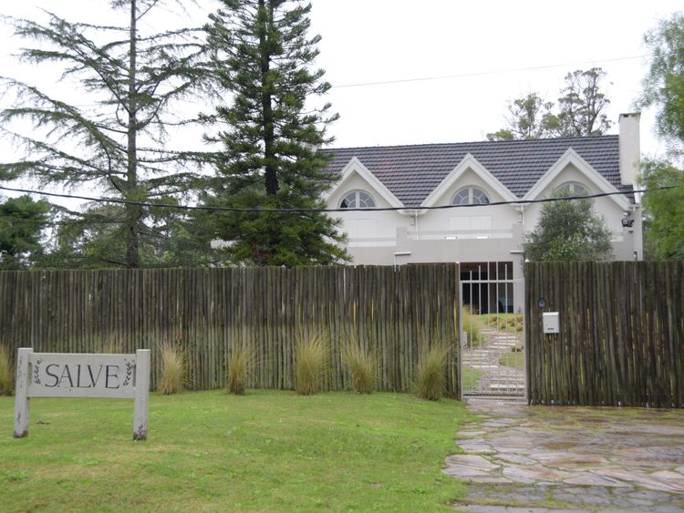 The house where mob boss Rocco Morabito, one of Italy's most wanted criminals, lived in Punta del Este