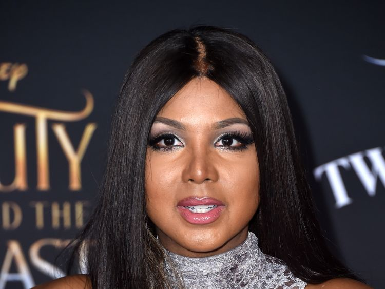 Toni Braxton opened up about her experience of lupus in 2015