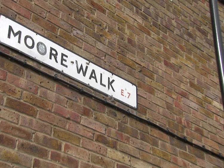 Moore Walk, Newham