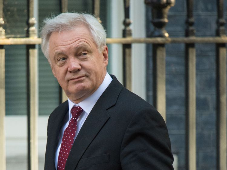 Davis urged to reveal Brexit impact analysis