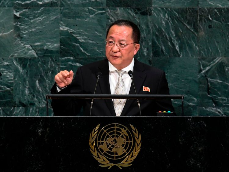 China calls for restraint over North Korea tensions