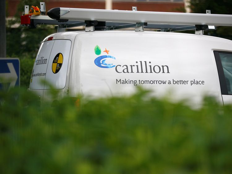 United Kingdom construction group Carillion collapses as key talks fail