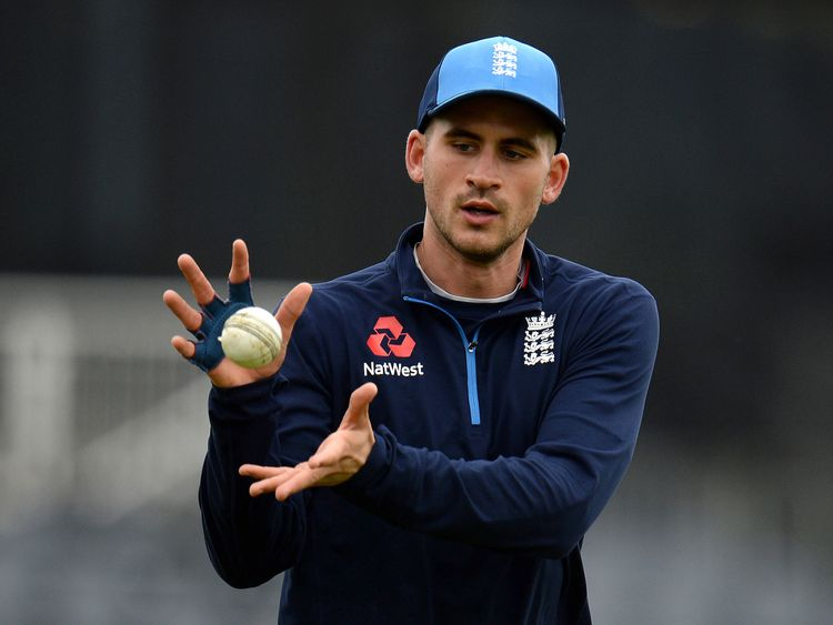 Alex Hales was with his teammate when the incident occurred