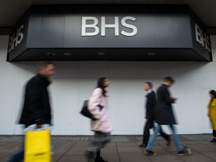 Ex-BHS owner Chappell guilty in pension case