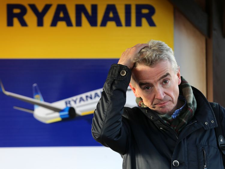 Ryanair's Profits Keep Rising, But Not for Long