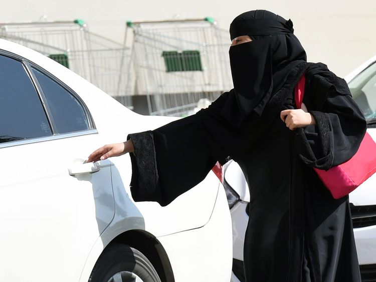 Saudi will allow women to drive trucks and bikes