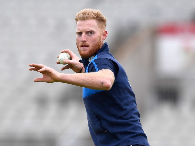 Stokes was arrested over an alleged assault