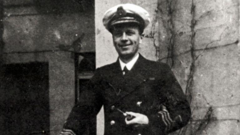 Commander Alistair Denniston.