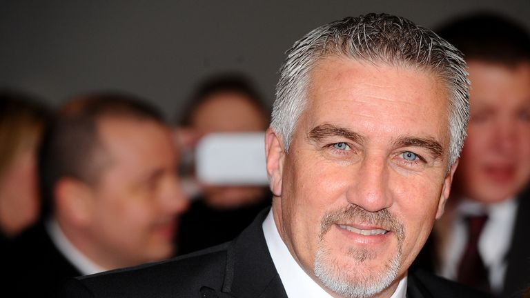 Paul Hollywood says he is proud of those who fought against the Nazis
