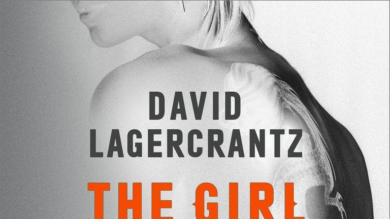 David Lagercrantz' next book, The Girl Who Takes An Eye For An Eye
