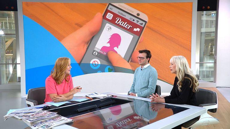 Dating apps debate Sunrise