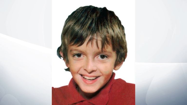 Dominic Rodgers, who died from carbon monoxide poisoning in 2004