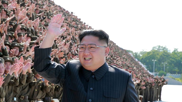 Kim Jong Un's latest missile test has been met by blunt threats from Washington