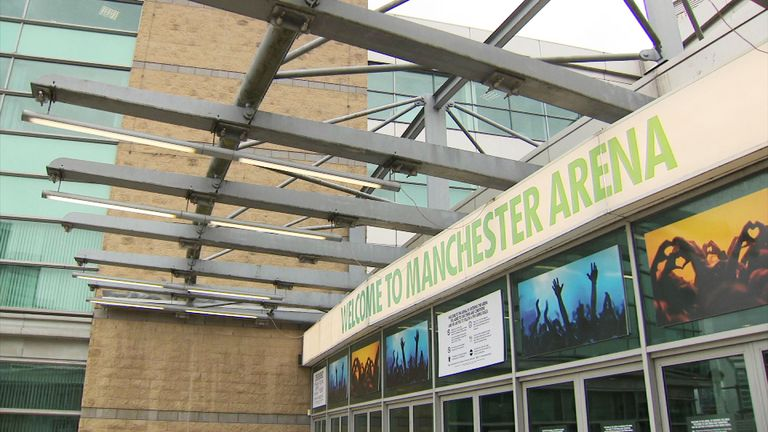 Manchester Arena will re-open on Saturday night