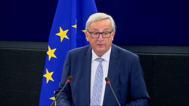 Jean-Claude Juncker said that 'Brexit isn't everything'