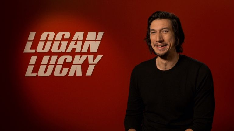 Adam Driver On Making A One Hand Martini News Uk Video News