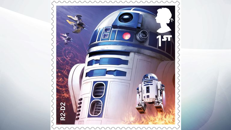 R2-D2 has been secretly harbouring the only map that pinpoints the whereabouts of Luke Skywalker
