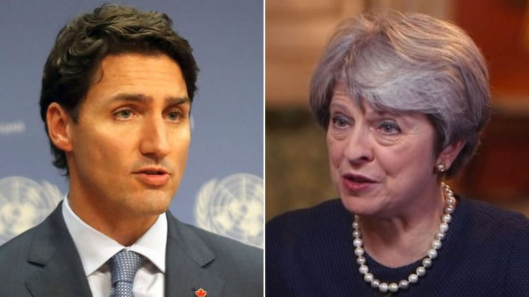Canada and the UK could swiftly develop a new trade deal