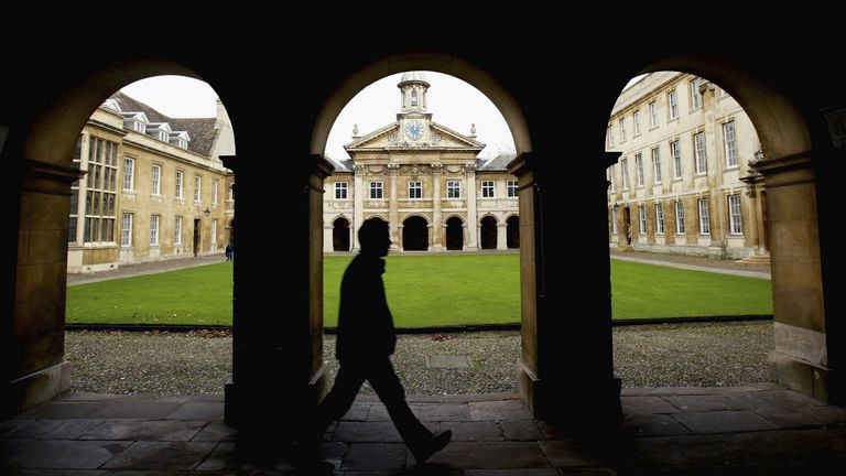 Cambridge rose from fourth place to second place in the Times Higher Education University Ranking 2018