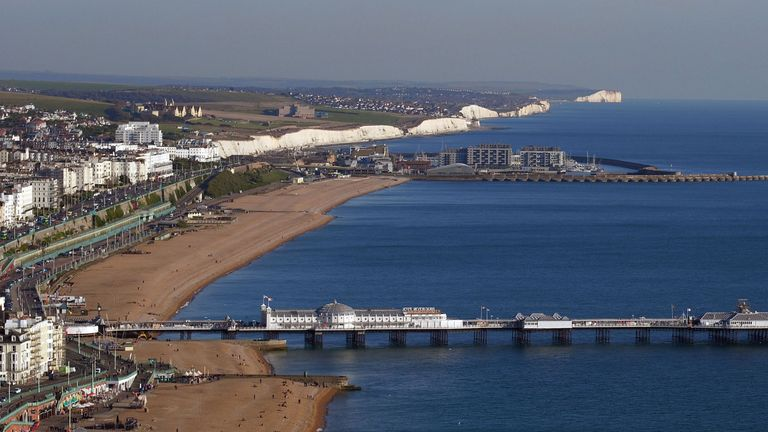 The TUC Congress takes place in Brighton
