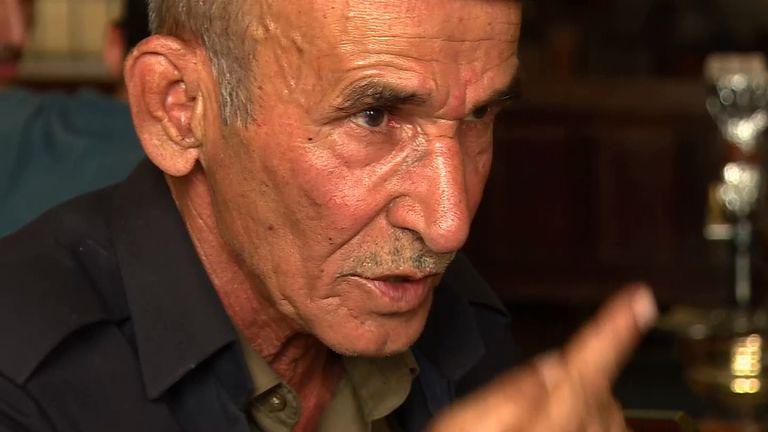 Moti Abdulabar remembers bitterly life under Saddam Hussein